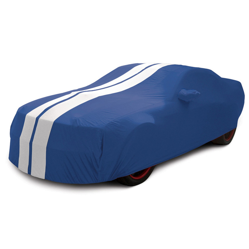 Satin car cover