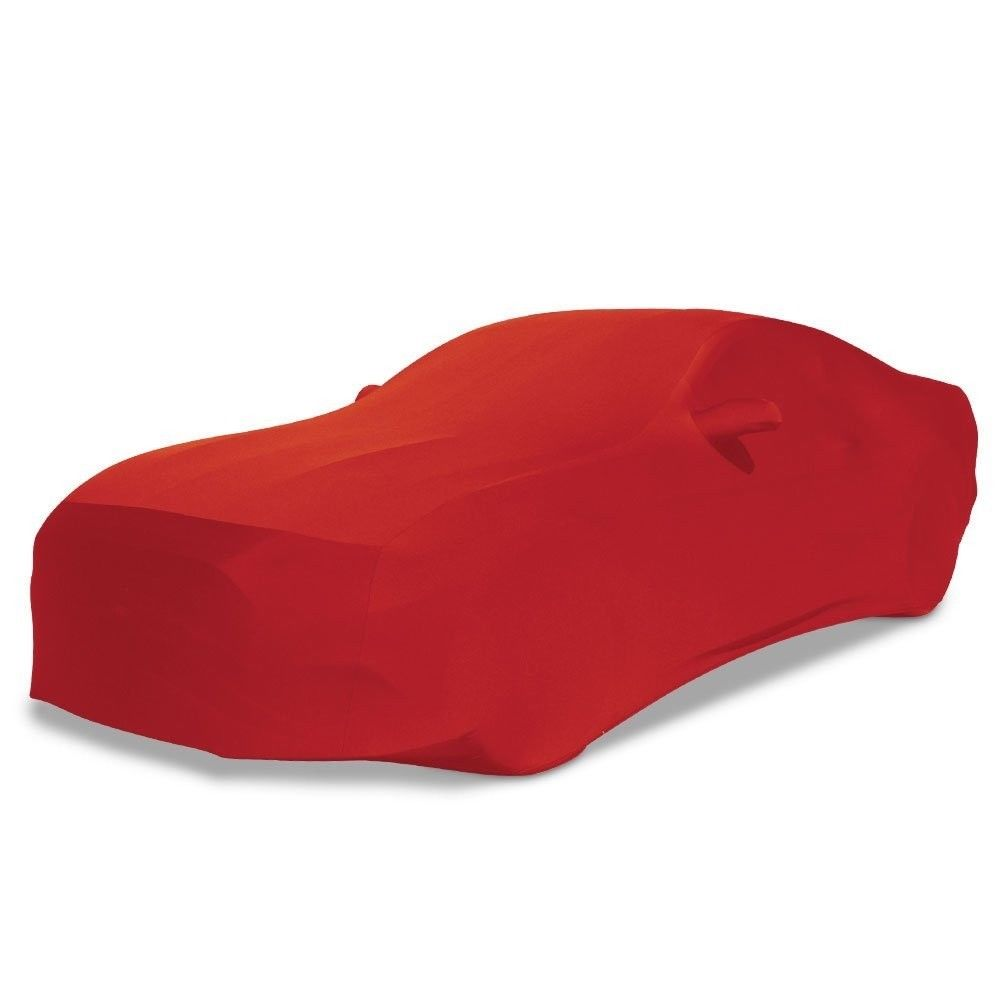 Stretch car cover